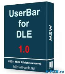 UserBar for DLE v.1.0