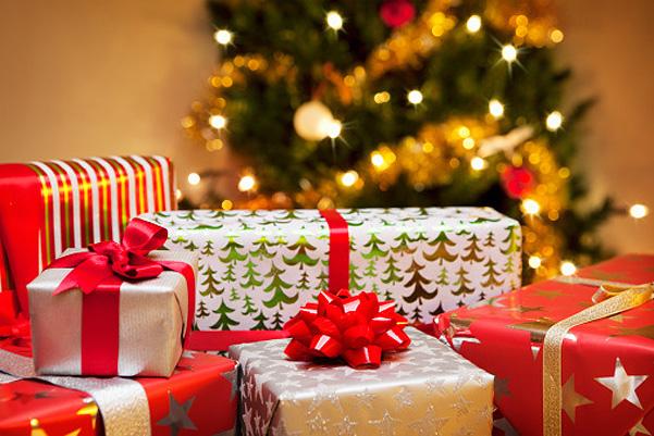 Web прочее новогодние подарки 2015
